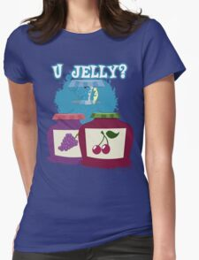U Jelly Brony? Womens Fitted T-Shirt