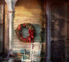 Christmas - Christmas is right around the corner by Mike  Savad