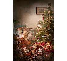 Christmas - My first Christmas  Photographic Print