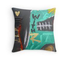 crowchinas 15 Throw Pillow