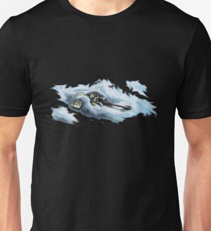 sniper derpy Unisex T-Shirt