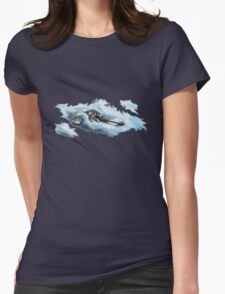 sniper derpy Womens Fitted T-Shirt