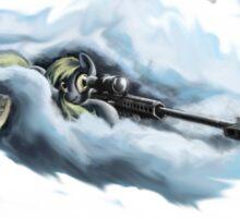 sniper derpy Sticker