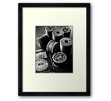 Day Thirty-eight Framed Print