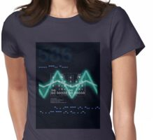 586.2 Womens Fitted T-Shirt