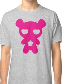 Lazy Bear Pink Classic T-Shirt
