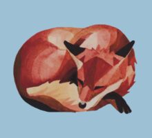 Napping Fox Kids Clothes