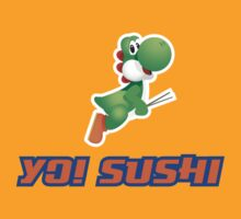 YO! Sushi by lifeye