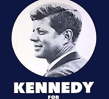 """""""A Time for Greatness"""" - JFK 1963 Campaign Poster-themed Journal by Fictional-Truth"""
