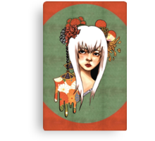Cult of Beauty Canvas Print