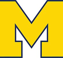 University of Michigan 2 by Alanna Schloss
