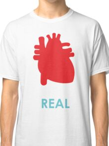 Reality - turquoise Classic T-Shirt