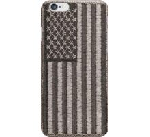 Army Uniform U.S. Flag (UCP Color) iPhone Case/Skin