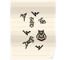 Paper Anigami Poster