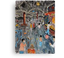 The Fair Canvas Print