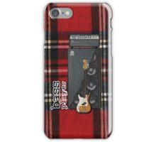 Bass Player iPhone Case/Skin
