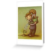 Growing Greeting Card