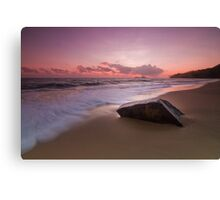 Beautiful Early Morning Canvas Print