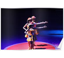 Ringling Brothers Circus Performers - Salisbury, MD Poster