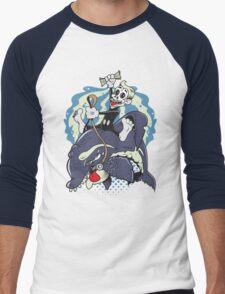 STOP THE MADNESS Men's Baseball ¾ T-Shirt