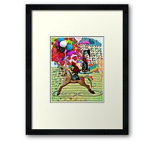 Rockette No 6 Framed Print
