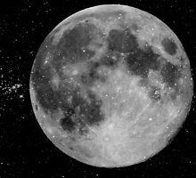 My Full Moon © by Dawn M. Becker