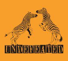 Zebras Undefeated Dark by David & Kristine Masterson