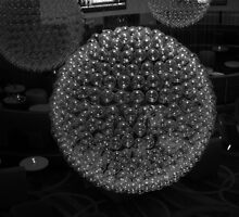Sphere made from Spheres by Steve Stones