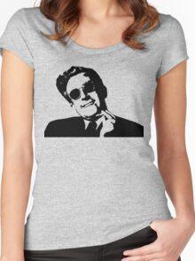 Dr.Strangelove (Transparent) Women's Fitted Scoop T-Shirt
