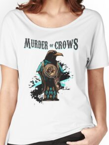 Murder of Crows Vigor Women's Relaxed Fit T-Shirt