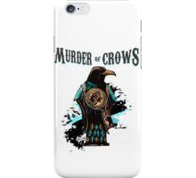 Murder of Crows Vigor iPhone Case/Skin