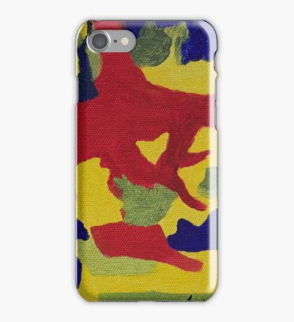 Hot Colors iPhone Case/Skin