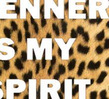 Kylie Jenner Is My Spirit Animal 2 Sticker