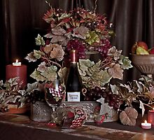 It's a Sutter Homes Evening by Sherry Hallemeier