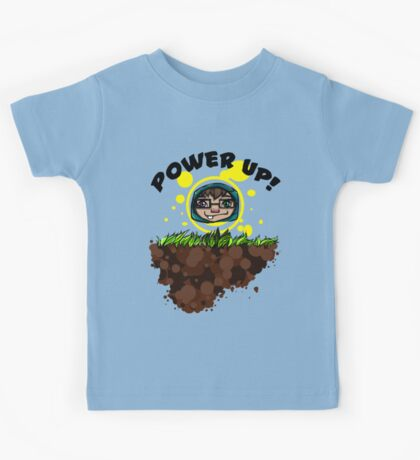 Chimney's Power Up! Kids Clothes