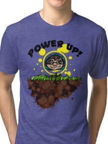 Chimney's Power Up! Tri-blend T-Shirt