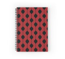 The Droplet - Red Spiral Notebook