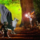Enchanted Forest Encounter by shutterbug2010