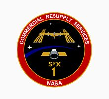 SpX-1 (CRS-1) Program Logo Unisex T-Shirt