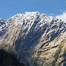 N.Z. Rugged Mountains 05 by Chris Cohen
