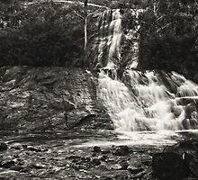Falling Water by Hasan Ibrahim