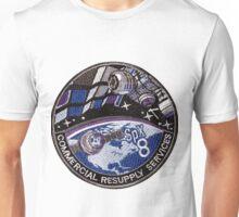 CRS-8 (SpX-8) Mission Patch Unisex T-Shirt