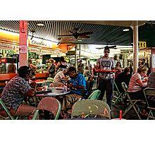 LA Farmers Market Photographic Print