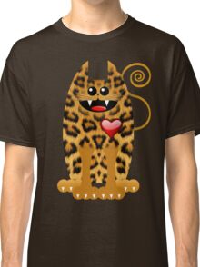 LOVELY LEOPARD Classic T-Shirt