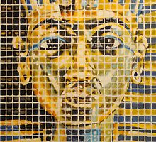 King Tut's Golden Mask II by trand07