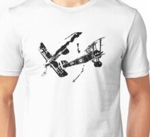 Dog Fight Unisex T-Shirt