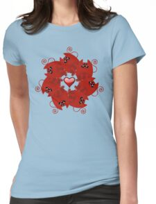 CATX7 Womens Fitted T-Shirt