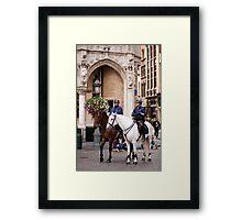 Brussel  Framed Print