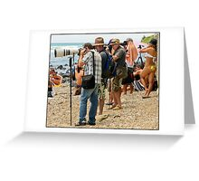 The Photographers 1 Greeting Card