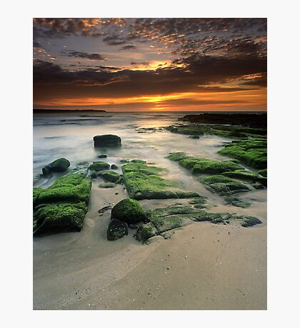 """Alone"" ∞ Shellharbour, NSW - Australia Photographic Print"